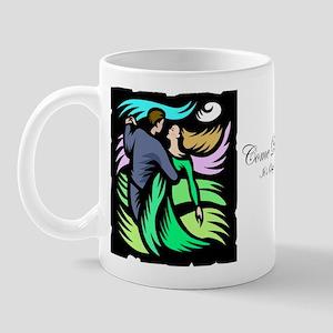 Night Dancing Mug