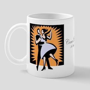 Bold Dancers Mug