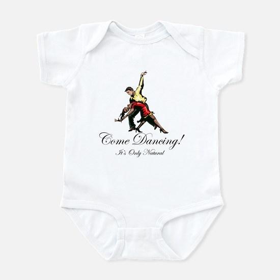 Tango! #1 Infant Bodysuit