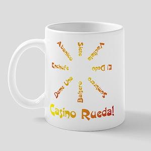 Casino Rueda Salsa Mug