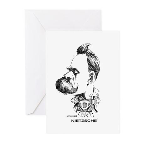 Nietzsche Greeting Cards (Pk of 20)