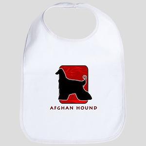Afghan Hound Bib