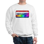 South Dakota Rainbow State Sweatshirt