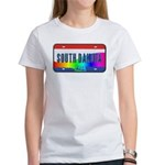 South Dakota Rainbow State Women's T-Shirt