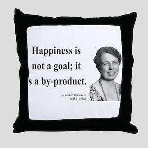 Eleanor Roosevelt 8 Throw Pillow