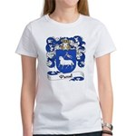Pascal Family Crest Women's T-Shirt