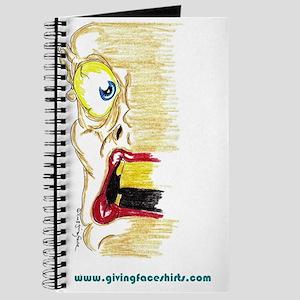smear face Journal
