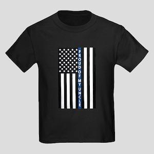 Uncle Law Enforcement Police T-Shirt