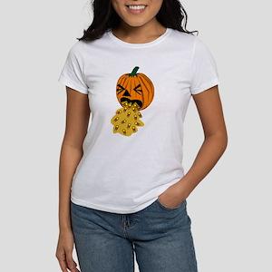 Sick pumpkin - Women's White Tee