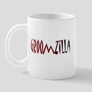 Groomzilla Mug