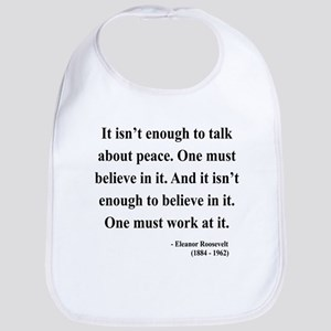 Eleanor Roosevelt Text 10 Bib