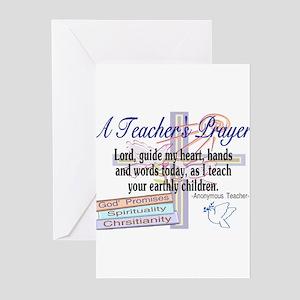 teachers Greeting Cards (Pk of 20)