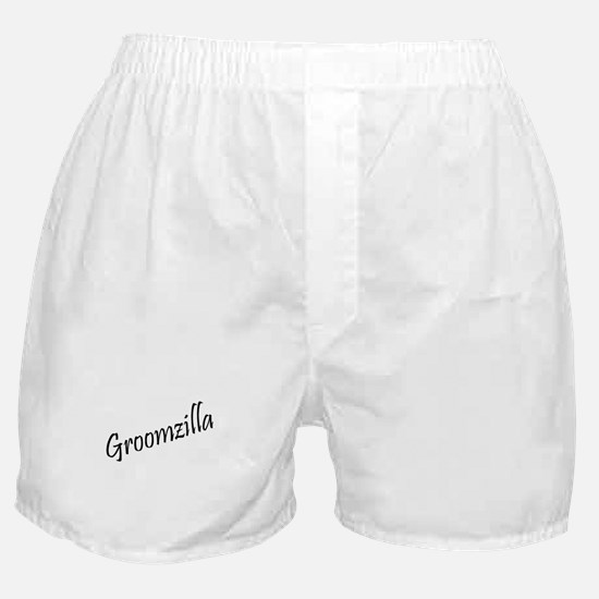 Groomzilla Boxer Shorts