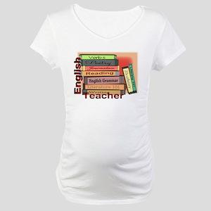 teachers Maternity T-Shirt