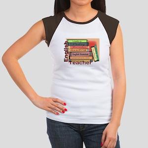 teachers Women's Cap Sleeve T-Shirt