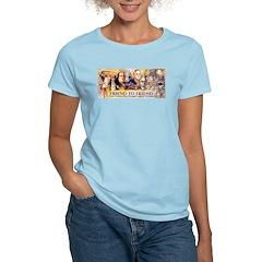 Friend to Friend Women's Light T-Shirt