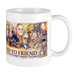 Friend to Friend Mug