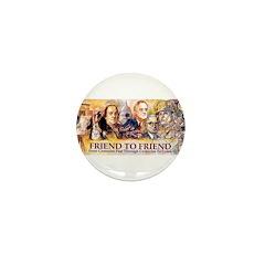 Friend to Friend Mini Button (100 pack)