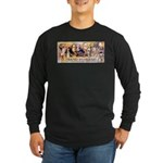 Friend to Friend Long Sleeve Dark T-Shirt