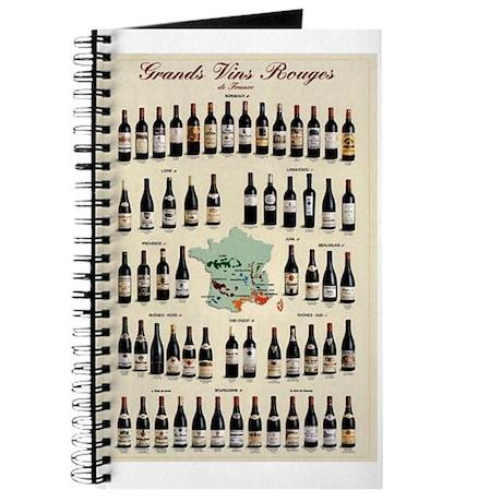 Carte des Vins Journal