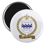 GODIN Family Crest Magnet