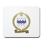 GODIN Family Crest Mousepad