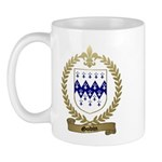 GODIN Family Crest Mug
