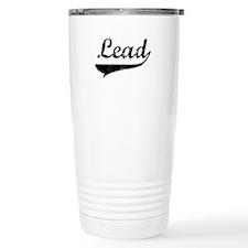 Lead Swish Stainless Steel Travel Mug