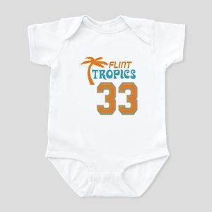 Flint Tropics Infant Bodysuit