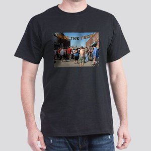 SHOOT THE FREAK Dark T-Shirt