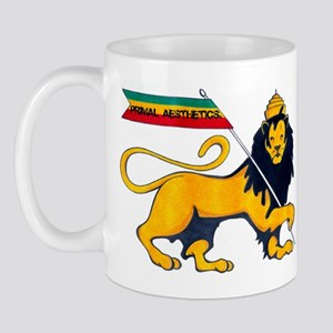 Lion of Judah Primal Mug