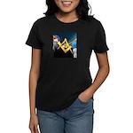 Between the Pillars Women's Dark T-Shirt