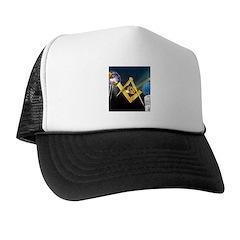 Between the Pillars Trucker Hat