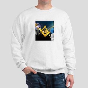 Between the Pillars Sweatshirt