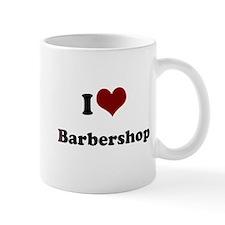 i heart barbershop Mug