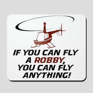 FLYaROBBY Mousepad