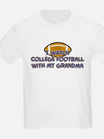 Seattle, Washington Grandma T-Shirt