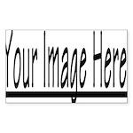 All Items - Custom Orders Rectangle Sticker 10 pk
