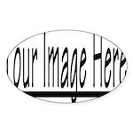 All Items - Custom Orders Oval Sticker (10 pk)