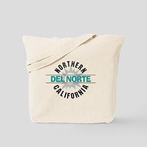 Del Norte California Tote Bag