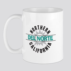 Del Norte California Mug