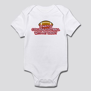 Blacksburg, Virginia Daddy Infant Bodysuit