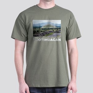 Teotihuacan Dark T-Shirt