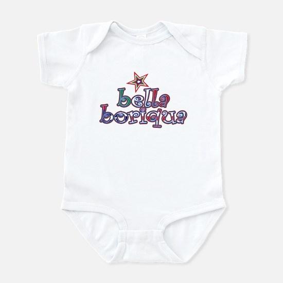Bella Boriqua Infant Bodysuit