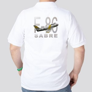 F-86 SABRE FIGHTER Golf Shirt