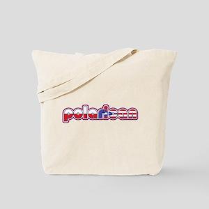 PolaRican Tote Bag