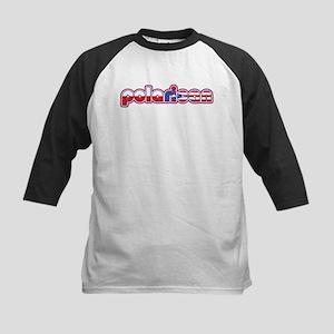 PolaRican Kids Baseball Jersey