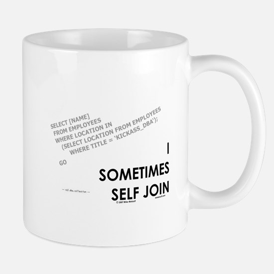 query - self joins Mug