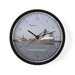 Saginaw Wall Clock