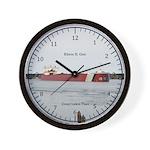 Edwin H. Gott Wall Clock